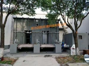 蓄热式催化燃烧废气治理装置