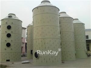 湿式洗涤塔