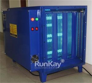 常德UV光解净化器