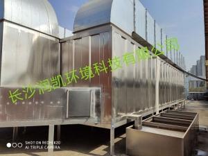 益阳高效生物除臭净化装置